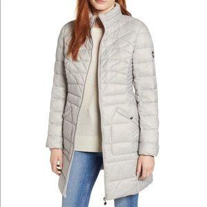 NWT Bernardo Packable Walking Coat Parka Medium